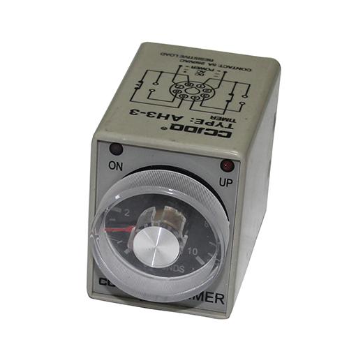 晶体管时间继电器ah3-3