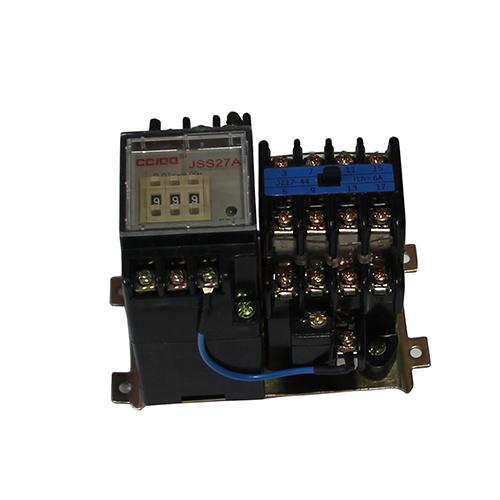 晶体管时间继电器jss27a