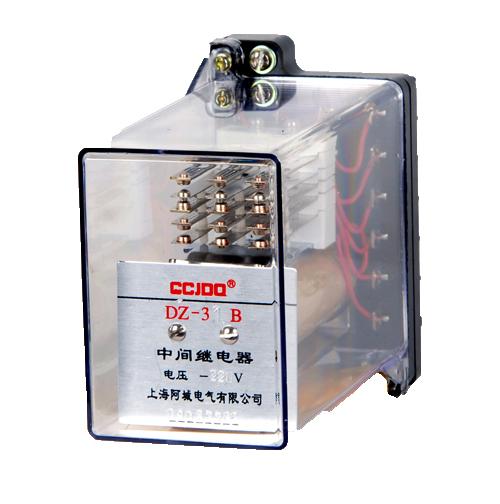 作为辅助继电器以增加触点数量和触点容量