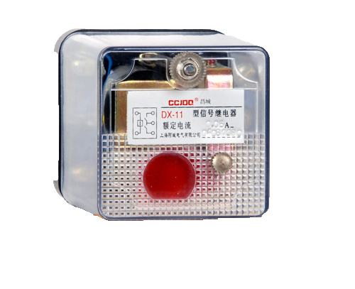 旌旗灯号继电器DX11A系列