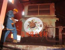 无刷液阻真空电机起动器在海螺水泥集团应用现场