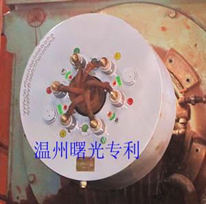 无刷无环启动器拖动水泥厂球磨机电机使用现场