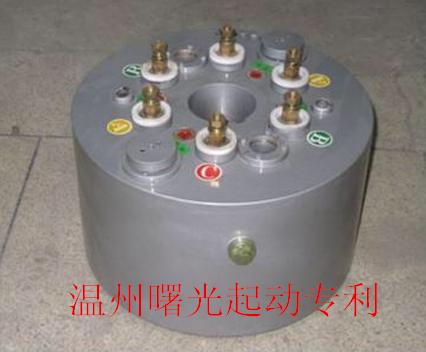 化工廠電機專用滑環碳刷軟起動器