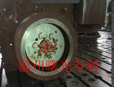 無刷自控電機軟啟動器在紫金礦業使用現場圖