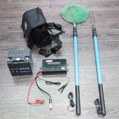 500w高频捕鱼器电路图