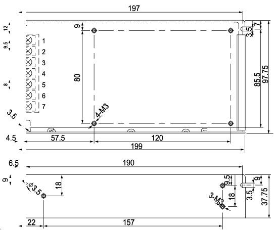 网站首页 产品展示 开关电源 s-145