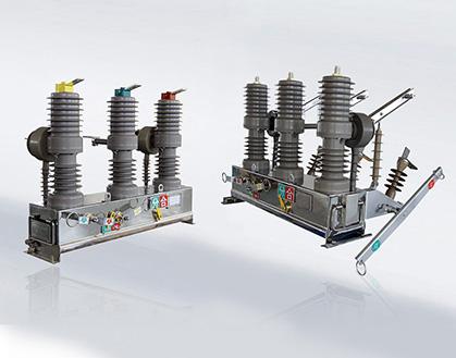 ZW32-12(G)戶外高壓真空斷路器