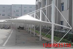 膜结构车棚-11
