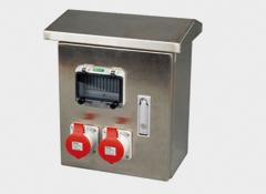 不銹鋼電源插座箱