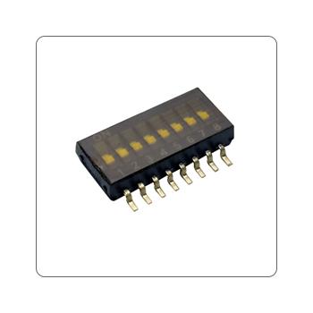 SMD微型拨码开关 DSHP系列