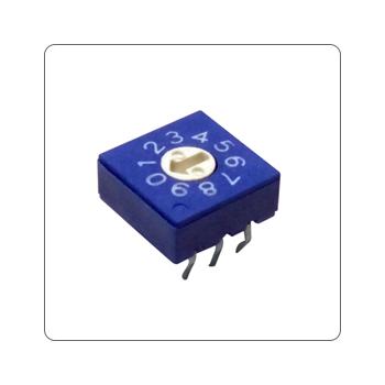 DIP直插式(脚位3x3/3x2/4x1)