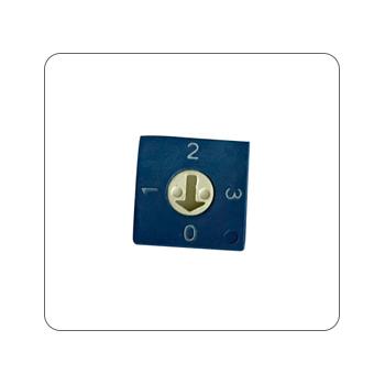 DIP直插式(脚位3x3/4x1/3x2)