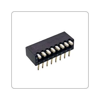 窄体直插/SMD 2.54脚距 DSPV系列