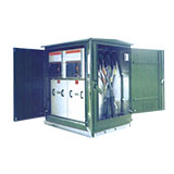 DFW-12带SF6负荷开关的电缆分接箱