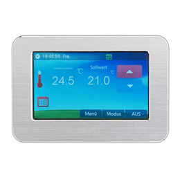 Color Touch Screen Thermostat