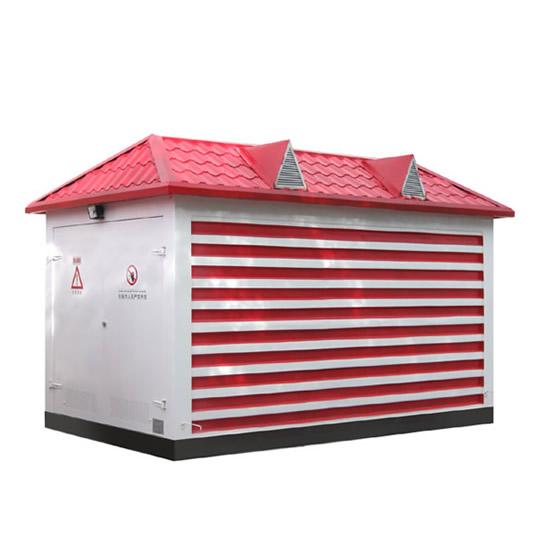高压低压预装式变电站