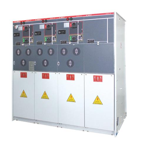 XLM16-12开关柜结构及尺寸