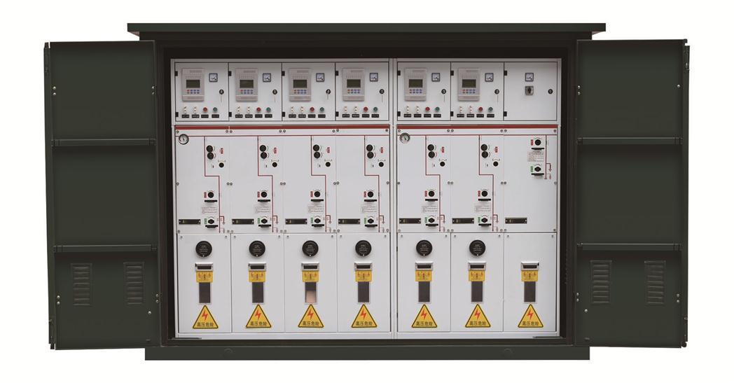 DFWK系列电缆分接箱/户外开闭所