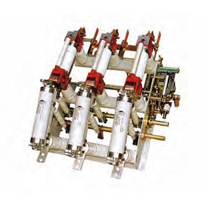 FZN21-12DT630-20\FZM21-12DRT125-31.5户内真空负荷开关——熔断器组合电器