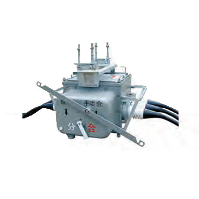 VSP5-12系列户外高压隔离真空负荷开关