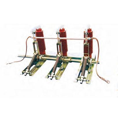 JN22-40.531.5-350、400型户内高压接地开关