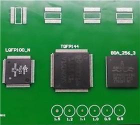 BGA QFP IC封装视觉贴装 TVM920系列