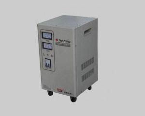 TND-7.5KVA单相高精度全自动交流稳压器