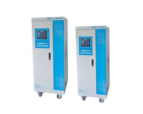 SBW/F系列三相微电脑电力稳压器