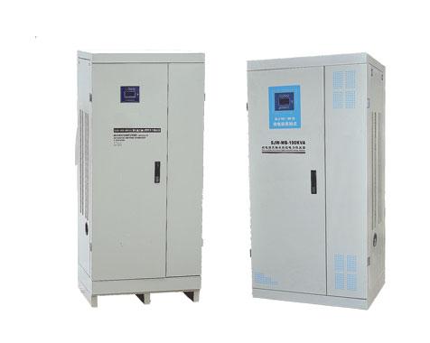DJW-WB、SJW-WB系列单、三相微电脑无触点数控电力稳压器