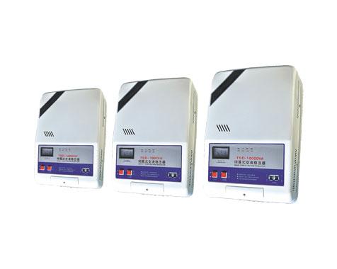 壁挂型伺服式交流稳压器系列