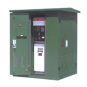 户外高压电缆分接箱(带SF6负荷开关)