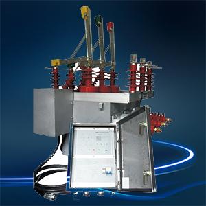 KJWQ-12C全自动高压双电源切换装置
