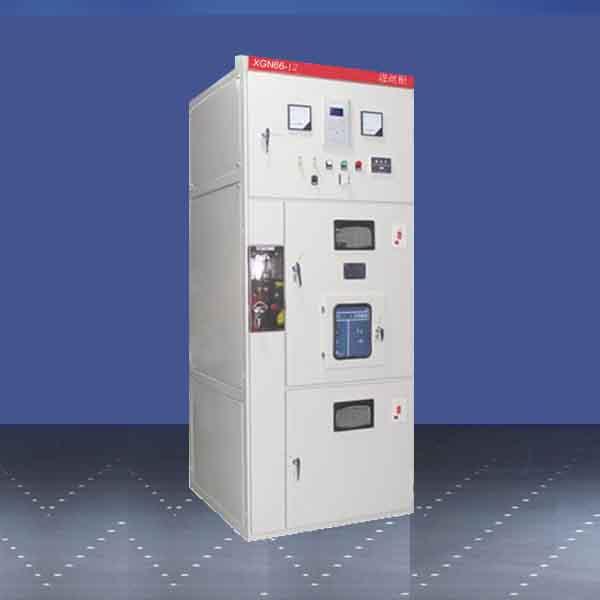 XGN66-12Z新型箱式固定式金属封闭开关设备