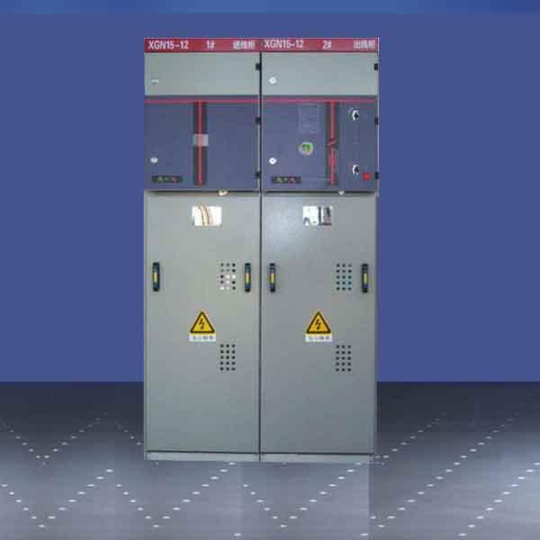 XGN15六氟化硫环网柜