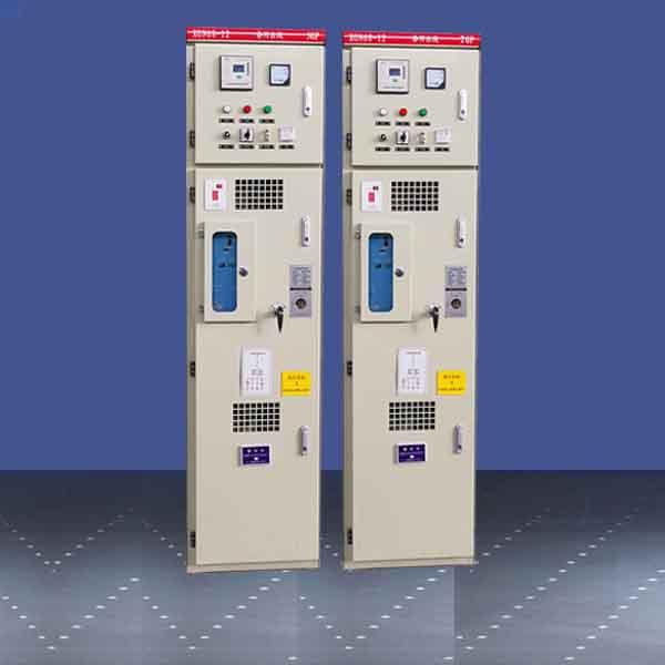 XGN68-12小型化金属封闭开关设备