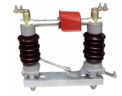 GW4-15W 户外高压隔离开关(铜管型)