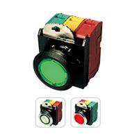 BD22E-D一般带灯钮