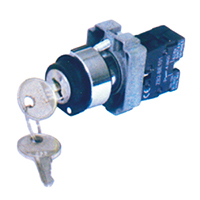 XB2-BG21 钥匙选择开关