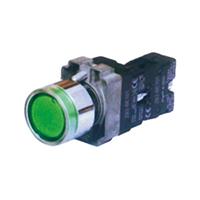 XB2-BW1361直接式带灯按钮