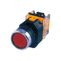 LA38-11平钮/平钮自锁/高钮/高钮自锁
