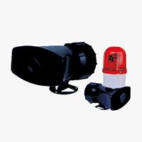 一体式声光报警器BJ-60A+1101