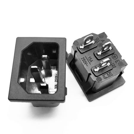 AC电源插座系列