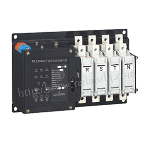 NA type dual-power automatic transfer switch (one-piece two-phase type)