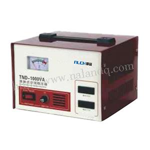 TND-1000VA single-phase contact ac voltage stabilizer