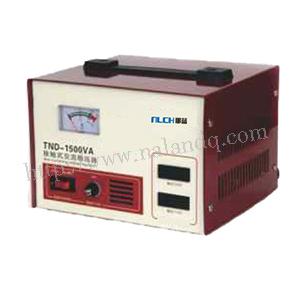 TND-1500VA single-phase contact ac voltage stabilizer