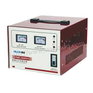TND-3000VA single-phase contact ac voltage stabilizer