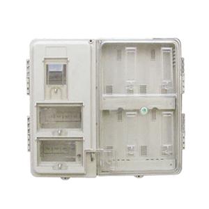智能高防護透明電表箱