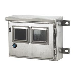 不锈钢单门电表箱