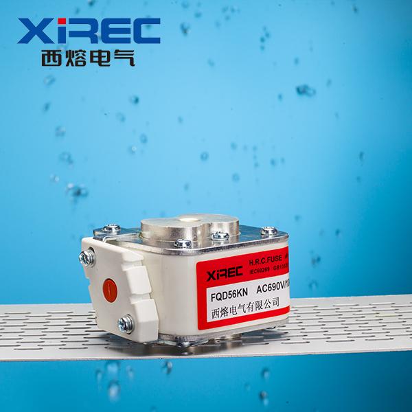 CS5F/10F型有填料方型平板式快速熔断器